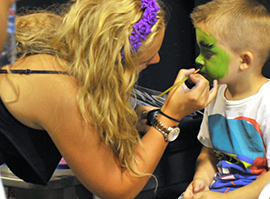 KidZone Face Painting