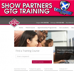 Show partner GTG Training