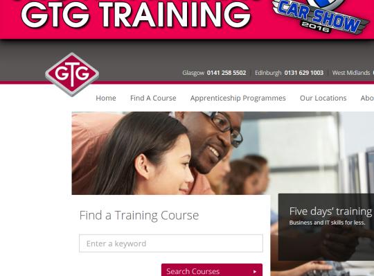 Show partner GTG Training