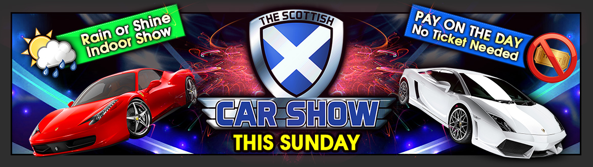 The Scottish Car Show