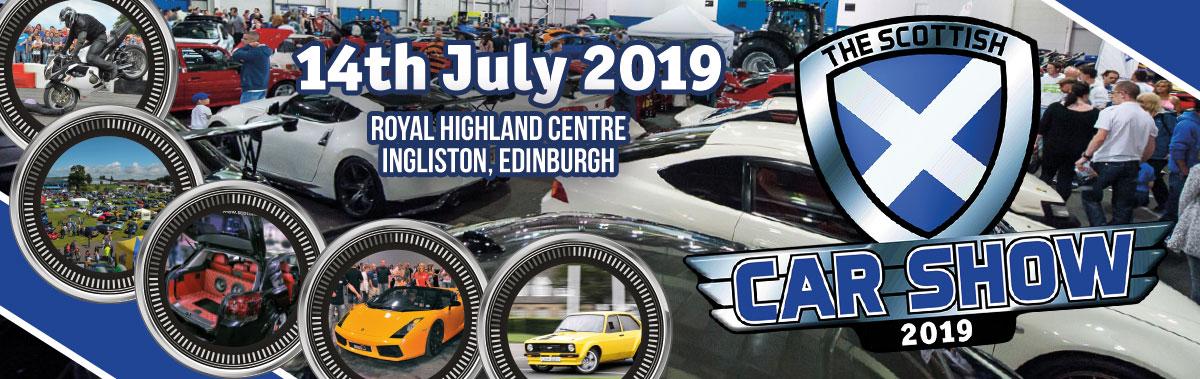 The Scottish Car Show